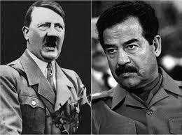 Image result for تصویر هیتلر در هنگام جنگ