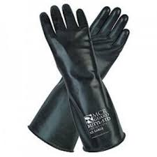 Chemical Resistant Butyl Rubber Gloves Images Gloves And