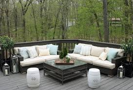 Tar Patio Furniture Cushions