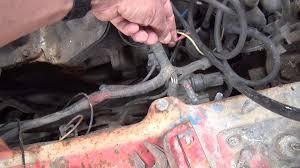 nissan gas forklift engine repair question youtube Nissan Forklift Wiring Schematic nissan gas forklift engine repair question