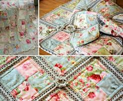 Fabric Crochet Quilt Is The Project You've Been Looking For & Fabric Crochet Quilt The WHOot Adamdwight.com