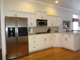 Refinished White Cabinets Photo Gallery Refinishing Cabinets Boise