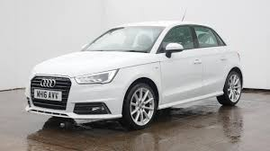 Founded all the way back in 1932, audi, a majority owned subsidiary of the volkswagen group, not only engineers it's own vehicles but also undertakes various other aspects. Used Audi A1 1 4 Tfsi 150 S Line 5dr White Wh16avv Sheffield