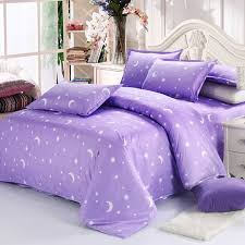purple bedding sets all about purple lavender lilac reactive printed duvet covers twin full queen king size cotton comforter set in bedding sets from home
