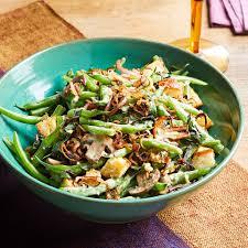 Light Green Bean Casserole Green Bean Casserole Salad
