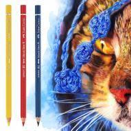 <b>Акварельные карандаши</b> купить с доставкой по России