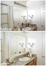mirror ideas for bathrooms. the 25+ best framed bathroom mirrors ideas on pinterest   framing a mirror, easy updates and inspiration mirror for bathrooms