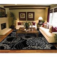 contemporary area rugs 5x7 area rugs on clearance 5 by 7 rug for living room ivory