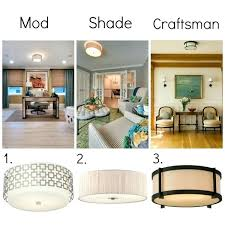 flush ing kitchen ceiling lights modern flush mount ceiling lights installing the kitchen flush mount one