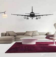 airplane wall stickers wall decor airplane wall art decal decoration vinyl stickers removable airplane airplane canvas  on airplane canvas wall art canada with adventure awaits print vintage airplane nursery adventure awaits