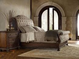 tufted bedroom furniture. hooker furniture adagio tufted bedroom set grand scale classic design and soft flowing shapes are e