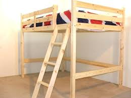 bunk bed with slide and desk. 6 Double Heavy Duty Solid Pine High Sleeper Bunk Bed Lofted With Desk  Underneath Slide And