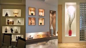 Niche Lighting Ideas Stunning Wall Niche Lighting Design And Ideas Youtube
