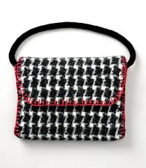 Houndstooth Knitting Pattern Chart Houndstooth Knitting Patterns In The Loop Knitting