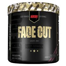 Lights Out Sleep Allmax Review Fade Out 30 Servings