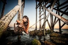 Bondage in the sea
