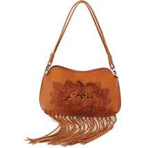 valentino shoulder bag valentino mexican fringe ticket skin natural leather ヴァレンティノ ショルダーバッグ ポシェット