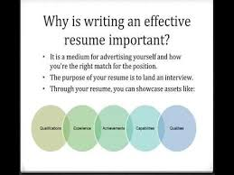 Tips On Writing Resume Tips For Writing Effective Resumes YouTube shalomhouseus 13
