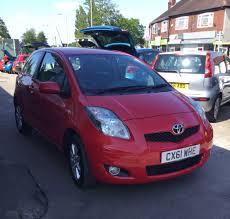TOYOTA YARIS 1.0 T SPIRIT VVT-I 3DR Manual For Sale in Wirral ...
