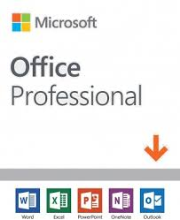 Ms Suite Microsoft Office Professional 2019 Pc Mac Digital Delivery Only
