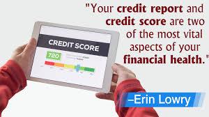 Credit Score Scale 2019