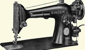 Industrial Revolution Sewing Machine