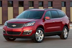 Used 2015 Chevrolet Traverse for sale - Pricing & Features | Edmunds