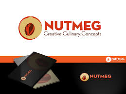 Culinary Design Concepts Catering Logo Design For Nutmeg Creative Culinary Concepts