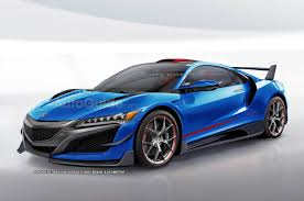 2018 honda nsx type r. perfect type acuransxtyperrender01  in 2018 honda nsx type r