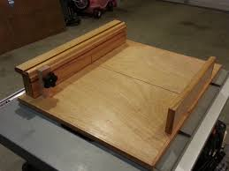 crosscut sled zoom pictures