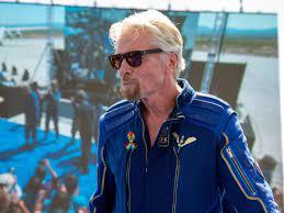 Richard Branson ist der erste Milliardär im Weltraum – Jeff Bezos will  nachziehen