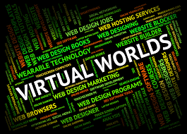 Independent Contractor Web Design Free Photo Virtual Worlds Indicates Independent Contractor