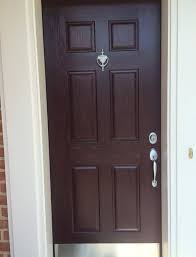 how to transform an old fiberglass door