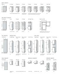 Standard Kitchen Base Cabinet Sizes Chart Standard Kitchen Cabinet Sizes Cm Kiendo Info