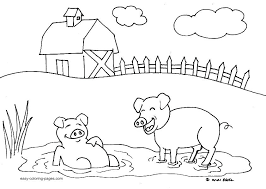 Free Printable Farm Animal Coloring Pages For Kids Coloring Pages