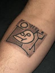 Simple Stick And Poke Designs Stick N Poke Ideas Get Inspired By Our Portfolio
