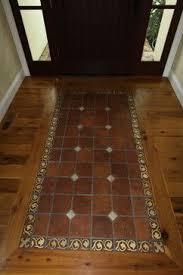 wood floor designs. Beautiful Wood Ideas Floor Inlay Design With Tile On Flooring . Designs