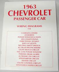 63 chevy impala electrical wiring diagram manual 1963 i 5 classic 63 chevy impala wiring diagram at 63 Impala Wiring Diagram