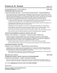 Examples Of Technical Resumes Technical Resume Examples April