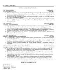 Financial Analyst Awesome Financial Analyst Resume Format Best