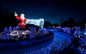 Polar Pathway | Christmas Town | Busch Gardens Williamsburg