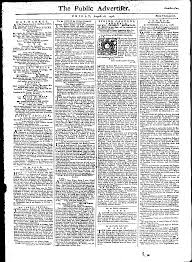 Breaking News 1776 First Reports Of Independence Journal Of The