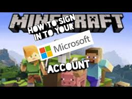 your microsoft account minecraft ps4