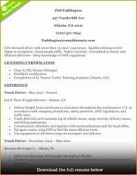 Cover Letter Impressive Lift Driver Resume Resumesmples Monster Job