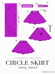 Circle Skirt Pattern Free Best Inspiration Design