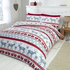 red king size quilt duvet cover set red king