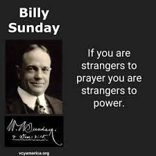 Billy Sunday Quotes Vcy America