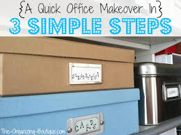 office makeover ideas. a quick office makeover in 3 simple steps ideas