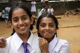 Young sri lankan teens