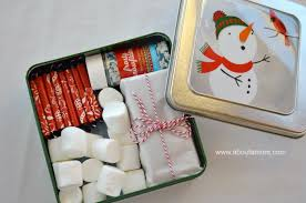 diy holiday s mores kit